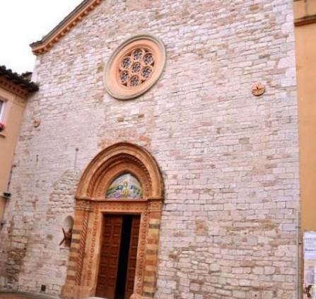 LA VIA DI PORTA SANTA SUSANNA Perugia