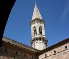 LA VIA DI PORTA SAN PIETRO Perugia