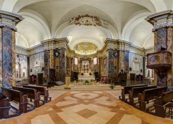 Cattedrale dei Santi Gervasio e Protasio - Città della Pieve