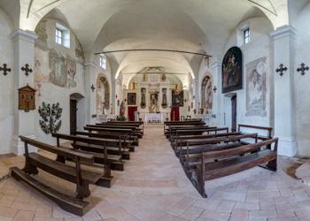 Chiesa di Santa Maria delle Grazie - Montepetriolo