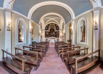 Chiesa di San Cristoforo - Montesperello