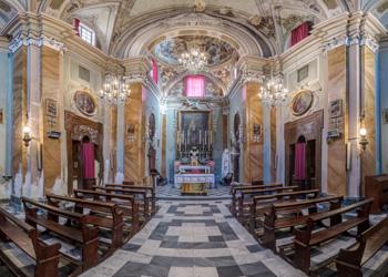 Chiesa e Oratorio di Santa Maria dei Bianchi - Città della Pieve