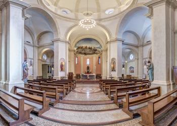 Chiesa di Santa Maria Maddalena - Tuoro