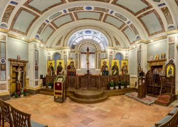 Chiesa di Santa Croce e Sant′Antonino (ora San Gerasimo) - Perugia