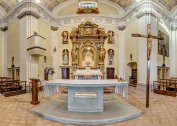Santuario della Madonna della Carraia - Panicarola