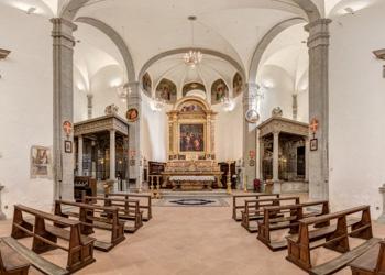 Santuario della Madonna dei Miracoli - Castel Rigone