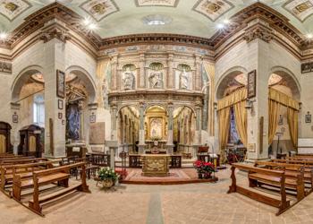 Santuario della Madonna di Mongiovino - Tavernelle